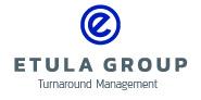 Etula Group logo englanti